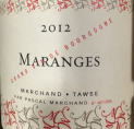Domaine Pascal MArchand Maranges