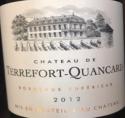 Chateau de Terrefort Quancard