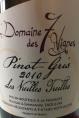 Pinot Gris Les Vielles Treilles