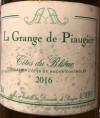 La Grange de Piaugier - Côtes du Rhône