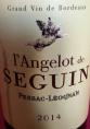 l'Angelot de Seguin