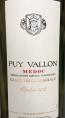 Puy Vallon - Medoc