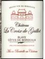 Château La Croix de Guillot