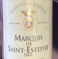 Marquis de Saint-Estephe