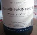 Chassagne Montrachet Vieilles Vignes