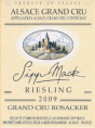 Riesling - Grand Cru Rosacker