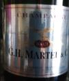 Champagne GH Martel Brut