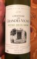 Château les Grandes Vignes - Cuvée Rémi