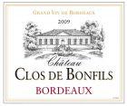 Chateau Clos De Bonfils