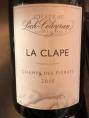 La Clape Champs des Pierres