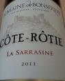 La Sarrasine Côte-Rôtie