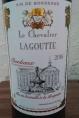Le Chevalier Lagoutte