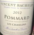 Pommard Les Chanlins