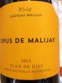 Opus de Malijay