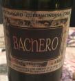 Bachero