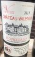 Vieux Château Valentin - Vieilles Vignes
