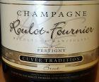 Champagne Roulot Fournier