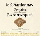 LE CHARDONNAY DOMAINE DE BARON'ARQUES