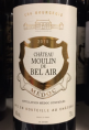 Château Moulin Bel Air Cru Bourgeois