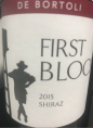 First Block Shiraz