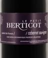 Petit Berticot Cabernet Sauvignon