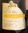 Le Grain d'Or Moelleux