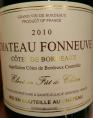 Château Fonneuve