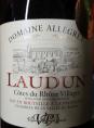 Domaine Allégret Laudun Côtes du Rhône Villages