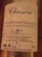 Chasson de Vaucluse