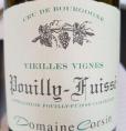 Vieilles Vignes - Pouilly-Fuissé