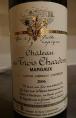 Château les Trois Chardons