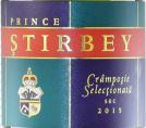 Prince Stirbey - Cramposie Selectionata - Sec