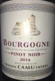 Bourgogne - Pinot Noir