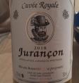 Jurançon - Cuvée Royale