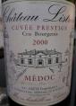 Château Listran Cuvée Prestige