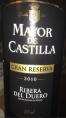 Mayor de Castilla - Gran Reserva