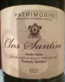 Clos Santini Vieille Vigne