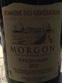 Morgon - Vieilles Vignes