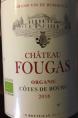 Organic Côtes de Bourg
