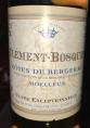 Côtes de Bergerac Moelleux Cuvée Exceptionnelle
