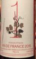 Création - Vin de France