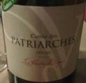 Cuvée des Patriarches