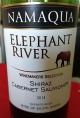 Elephant River Shiraz Cabernet Sauvignon