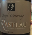 Rasteau Joseph Duvernay