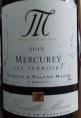 Mercurey Les Terroirs