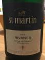 Rivaner Côtes de Remich Premier cru
