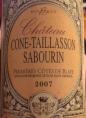 Château Cone Taillasson Sabourin