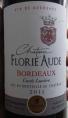 Château Florie Aude Cuvée Lucière