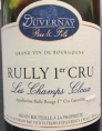 Rully 1er Cru Les Champs Cloux