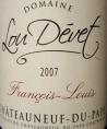 Domaine Lou Devet